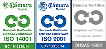 Certificados | Grupo CEOS